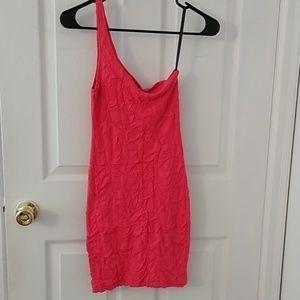 Material Girl Bodycon Dress